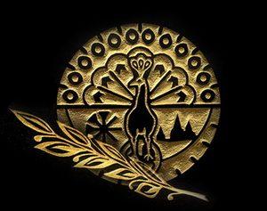 Сусальное золото на памятник