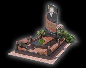 Установка памятник и площадки