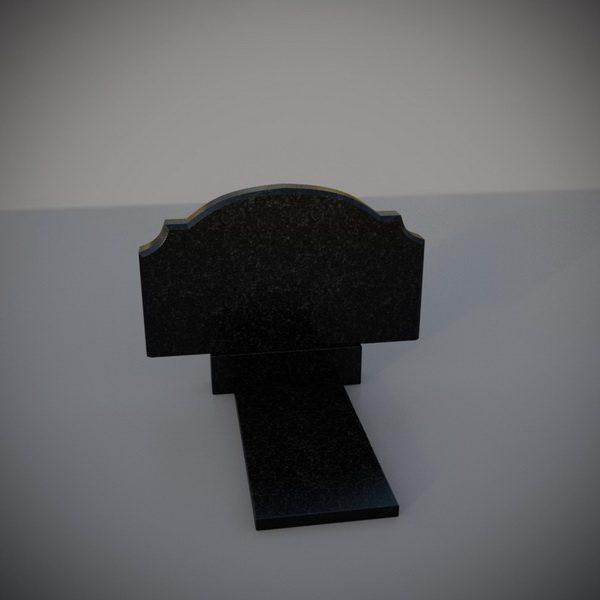Памятник на могилу горизонтальный