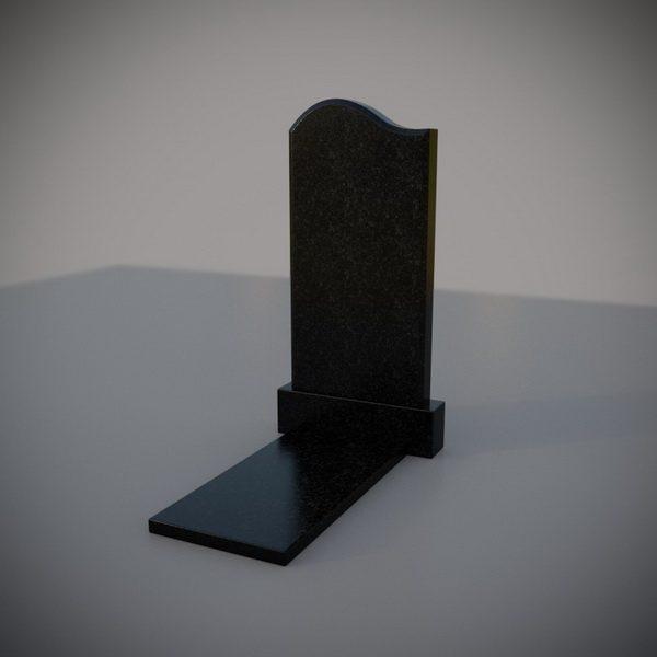 """Гранитный памятник на могилу """"Волна"""""""