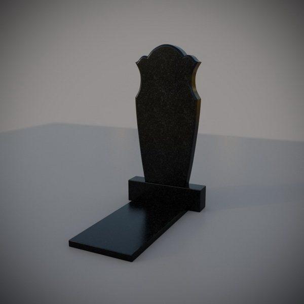 """Гранитный памятник на могилу """"Тюльпан"""""""