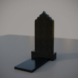 Мусульманский памятник на могилу GVM002