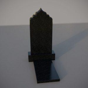 Мусульманский памятник на могилу GVM002_2