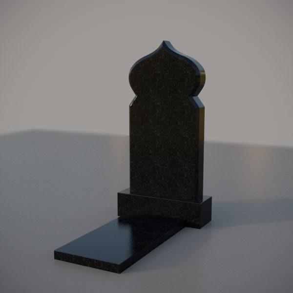 Мусульманский памятник на могилу GVM003