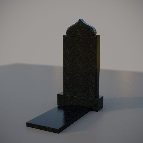 Мусульманский памятник на могилу GVM004