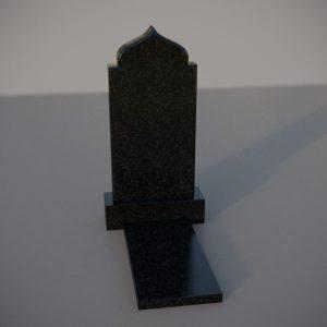 Мусульманский памятник на могилу GVM004_2