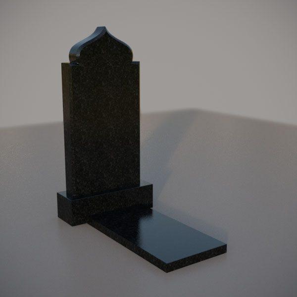 Мусульманский памятник на могилу GVM004_3