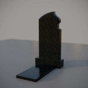 Мусульманский памятник на могилу GVM005