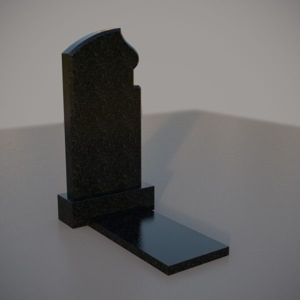 Мусульманский памятник на могилу GVM005_3