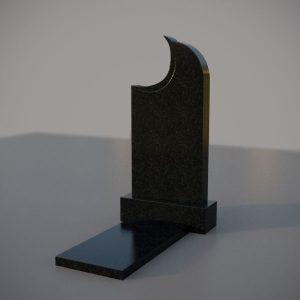 Мусульманский памятник на могилу GVM006