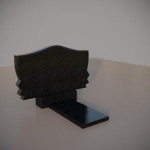 Памятник из гранита горизонтальный GGN101-3